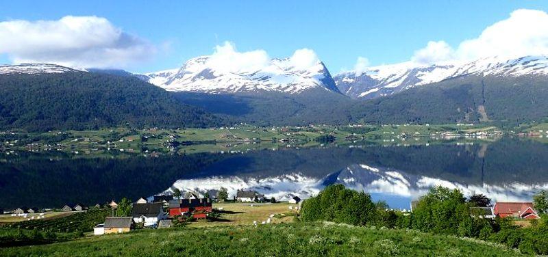 Gardsbrenneriet - Sandane in Norway