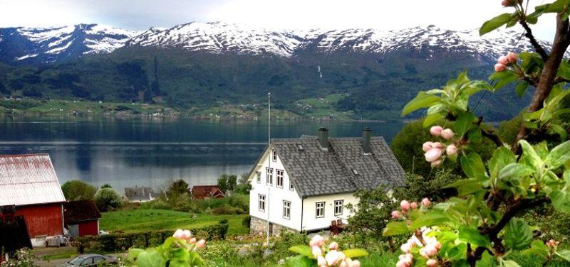 Gardsbrenneriet - Synnøve's Family Estate